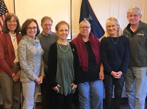 Somers Land Trust Board Members