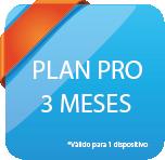 PLAN de 3 MESES