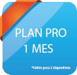 Plan de 1 MES