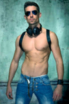Soren Luka DJ Hard Official fetish sexy gay music