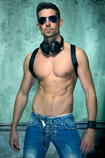 Soren Luka DJ Hard Official fetish sexy gay music