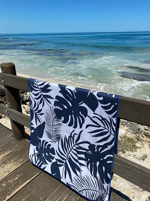 OAHU Microfiber Beach Towel