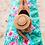 Thumbnail: CLEARANCE - ARUBA Sand Free Beach Towel (180x90cm)