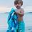 Thumbnail: SHARK Kids Sand Free Beach Towel (120x70cm)