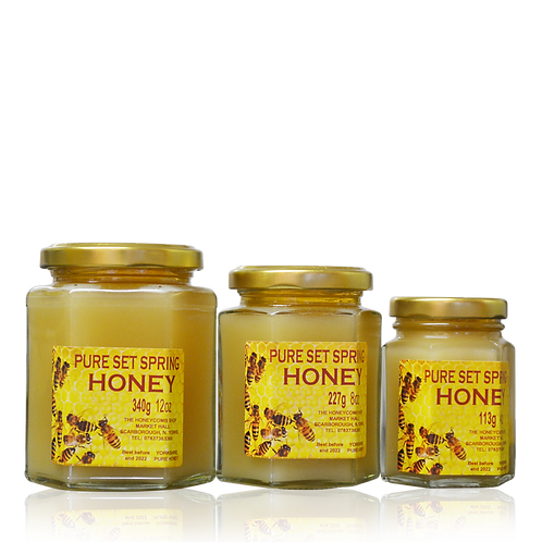 PURE SET SPRING HONEY