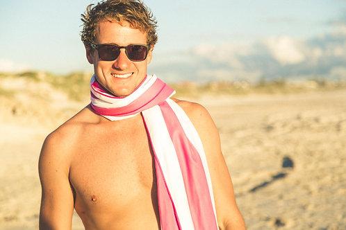 Microfiber Beach Towel & Carry Bag