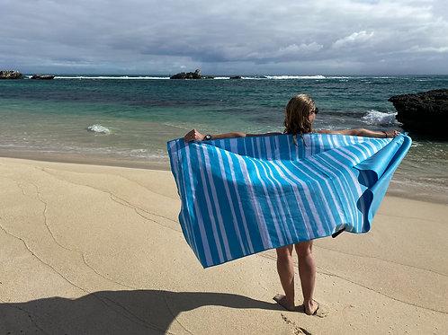 AZURE Sand Free Beach Towel (180x90cm)