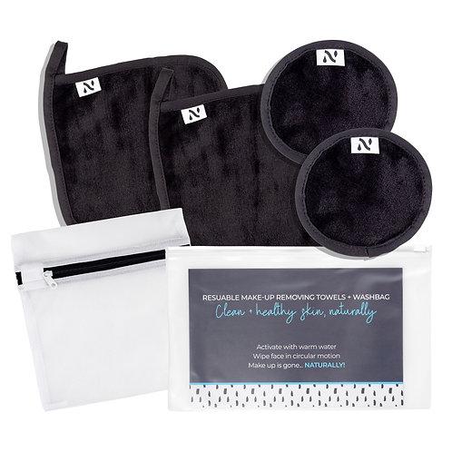 Reusable Makeup Remover Towels