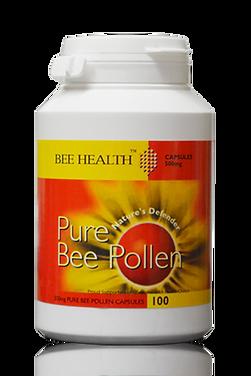 Bee-Health-Pure-Bee-Pollen-500mg-Capsule