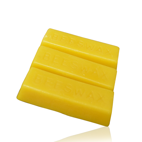 PURE BEESWAX BAR (3 PACK)
