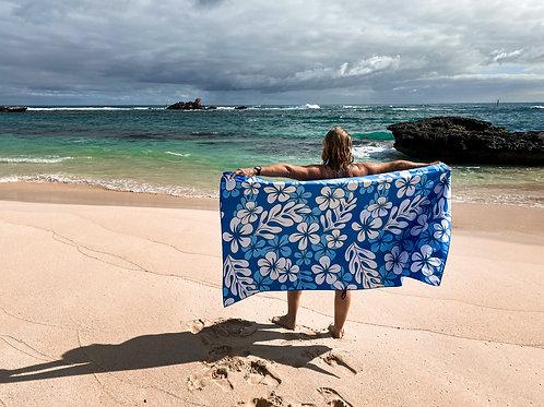 ALOHA Sand Free Beach Towel (180x90cm)