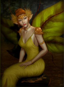 Copper Forest Fae