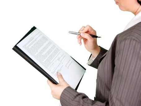 Quais os documentos necessários para a compra de um terreno ou lote ?