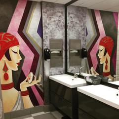 Vogue Mural