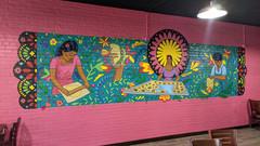 Tia's Tacos Mural