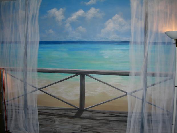Oceanview Mural
