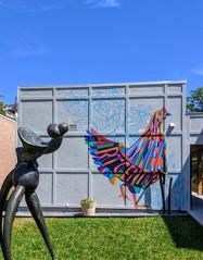 Jane's Art Center Chicken