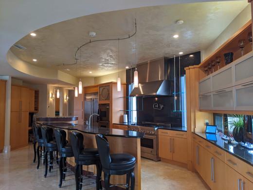 ceiling lusterstone plaster