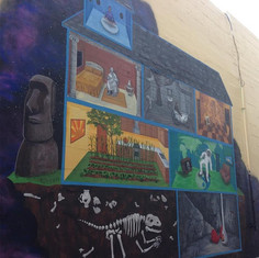 Home for Humanity Mural