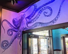 Octopus Mural for Big Tuna