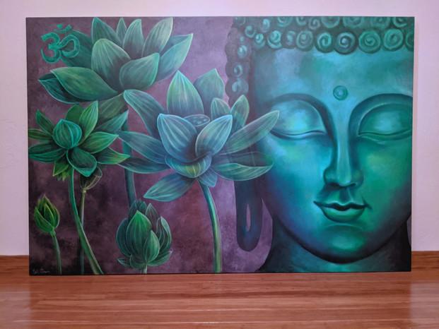 Green Buddha Comission