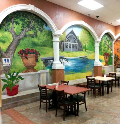 Springs Mural