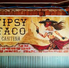 Tipsy Taco Mural