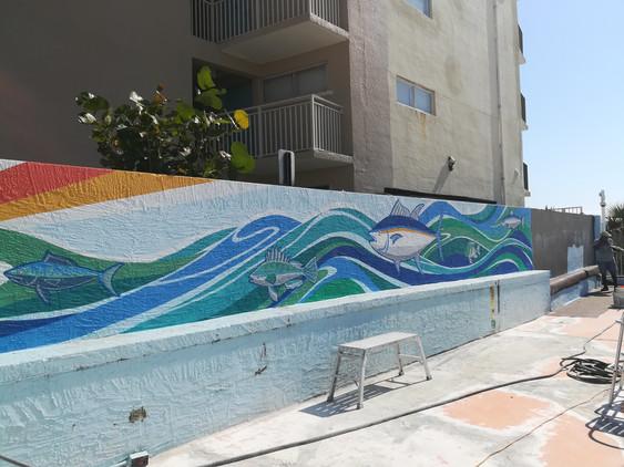Big Tuna Mural