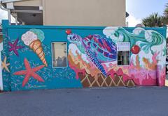 Surfside Shakes Mural