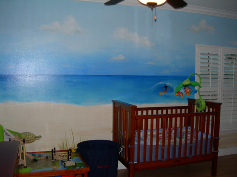 Beachy nursery