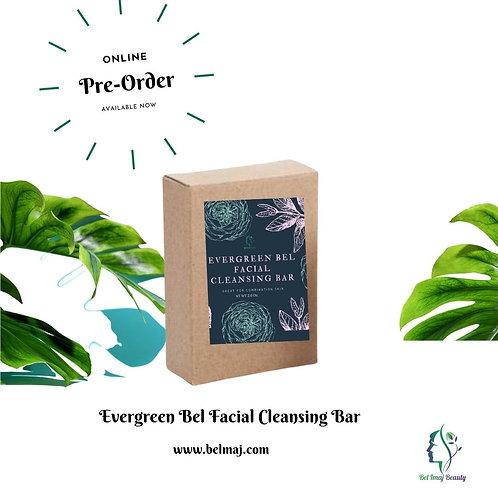 Evergreen Bel Facial Cleansing Bar