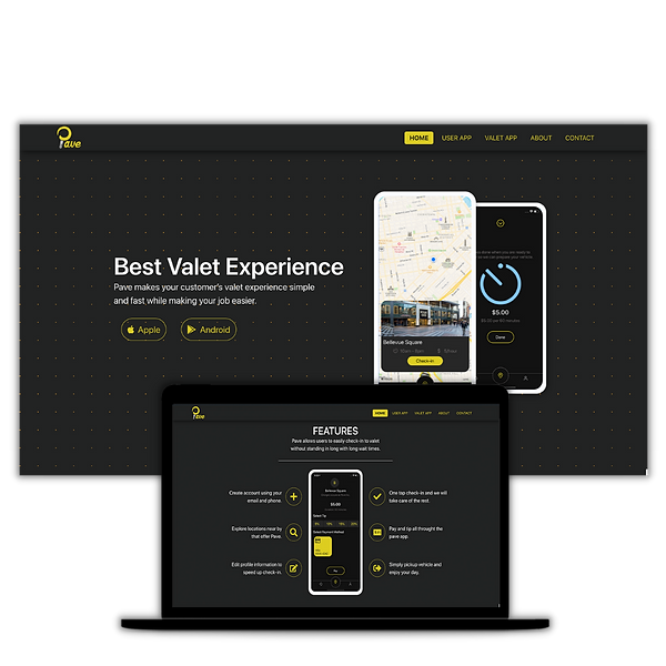 SB Develops - Business Landing Page