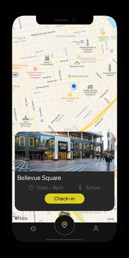 sbdevelops - valet app project screenshot #1