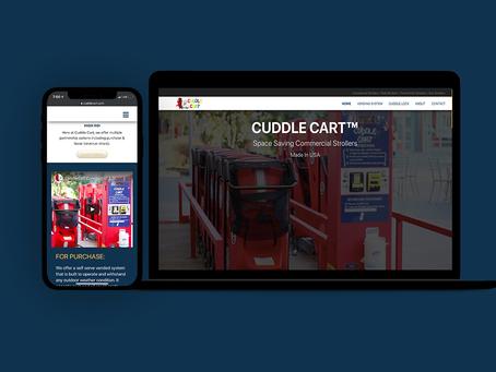 Cuddle Cart Website