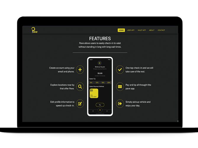 sbdevelops - business landing page project screenshot #2