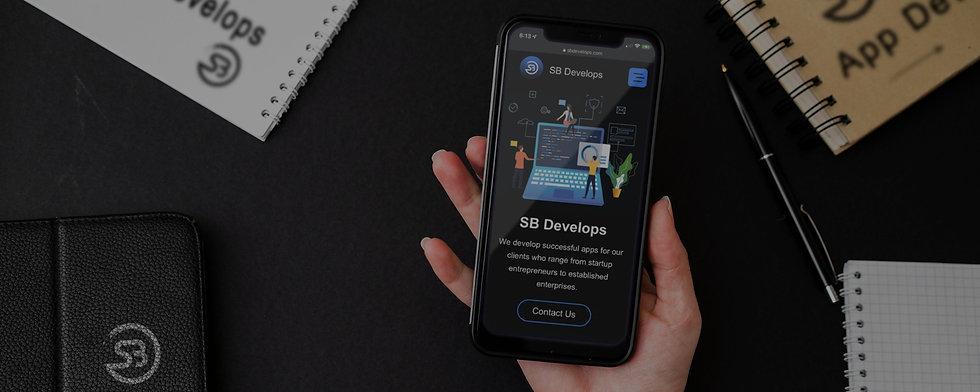 SB Develops - Mobile app development