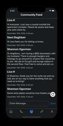 sbdevelops - tenant app project screenshot #3