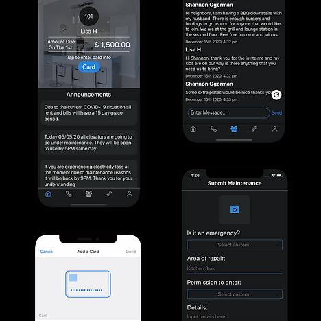 SB Develops - porject rent app