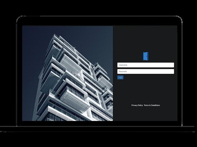 sbdevelops - property management project screenshot #1