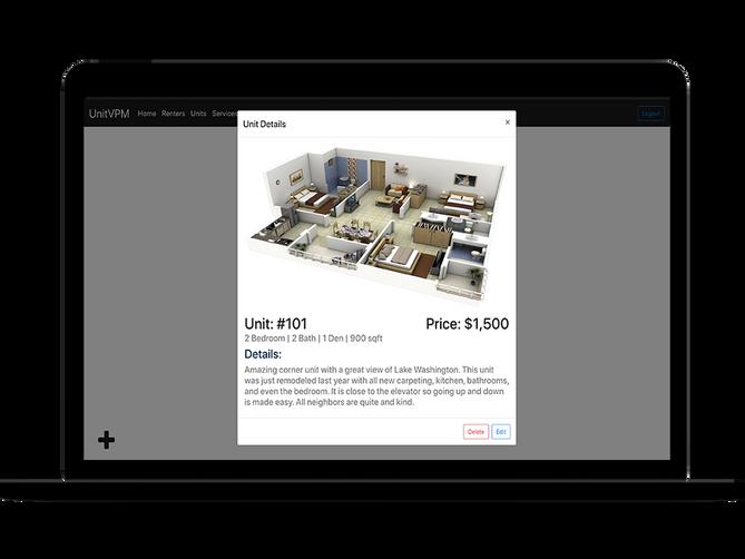sbdevelops - property management project screenshot #4