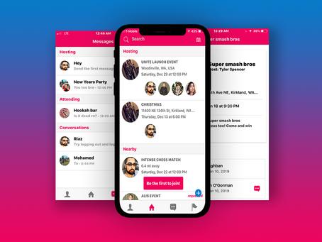 Unite Hangouts Mobile App