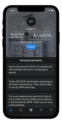sbdevelops - tenant app project screenshot #2