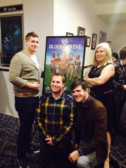 Of Blood and Brine Screening