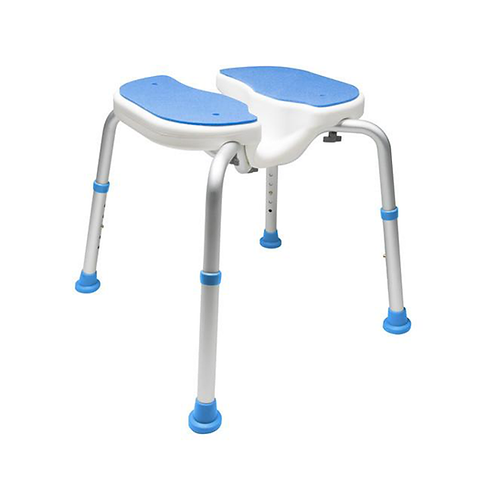 Padded Bath Safety Seat With Hygenic Cutout
