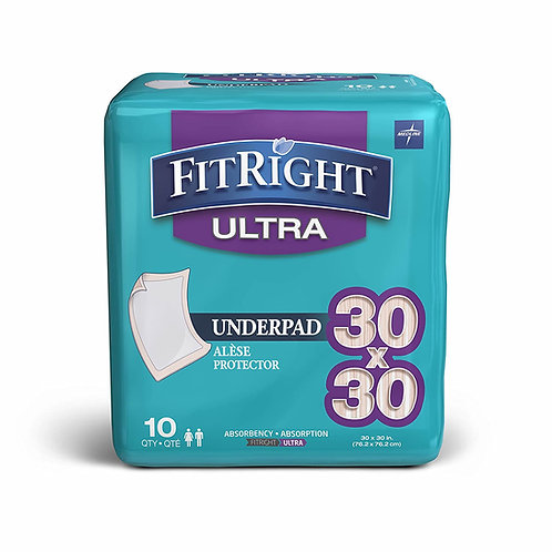 FitRight Ultra Underpad 30 x 30