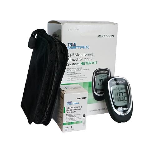 True Metrix Self Monitoring Blood Glucose System