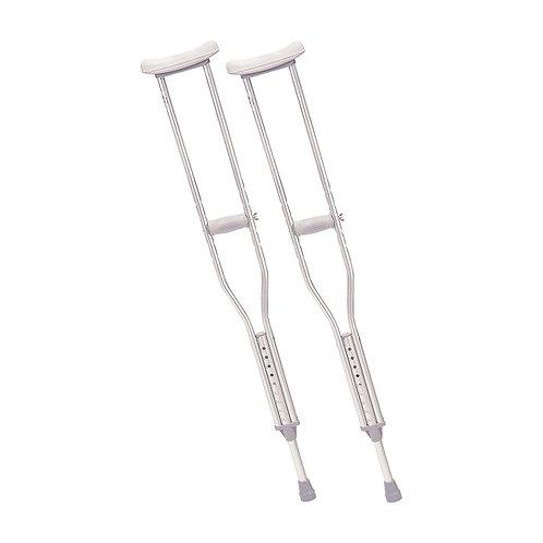 Aluminum Crutches