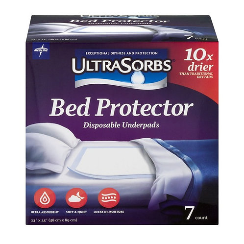 UltraSorbs Bed Protector Disposable Underpads