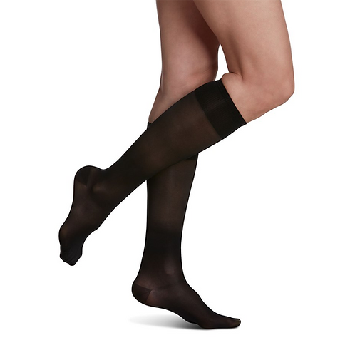 Women's Sheer Fashion Calf