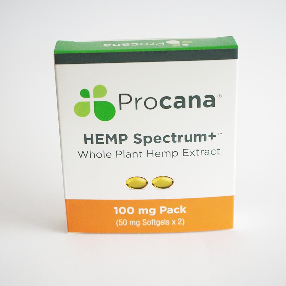 Hemp Spectrum 2 Pack